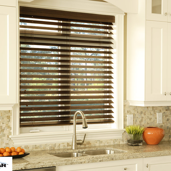 Wood/Faux Wood - Rusty's Blinds - Blinds Winnipeg - Window Fashions - Interior Decorating