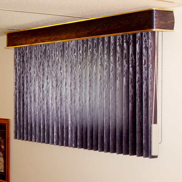 Verticals Rustys Blinds Sophisticate Your Home